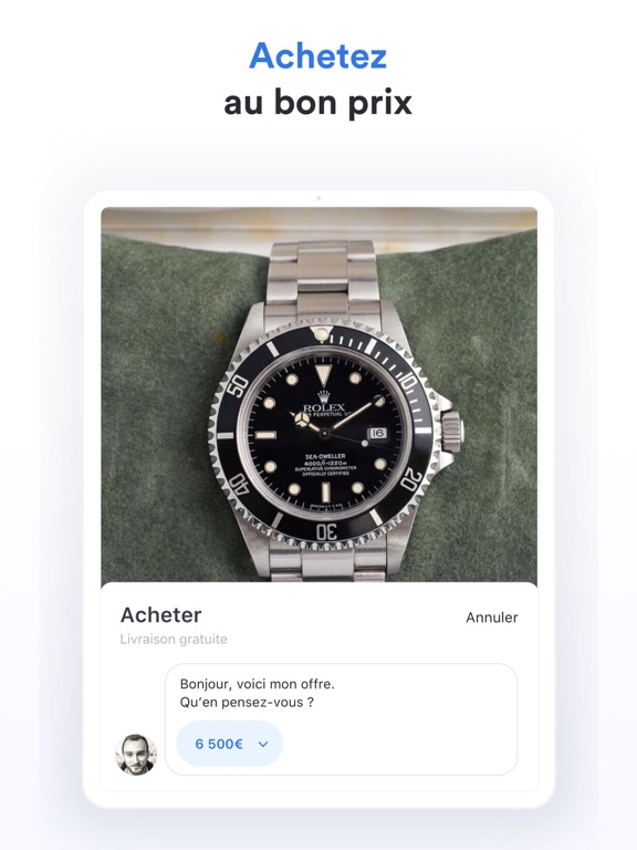 Screenshot #4 pour Tradeewatches