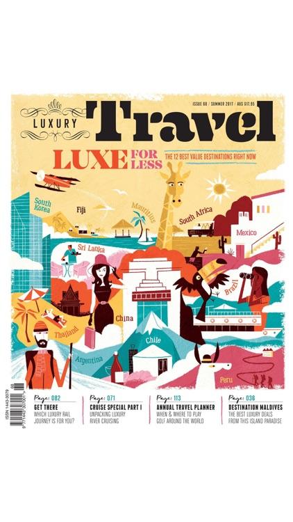 Luxury Travel Magazine screenshot-9