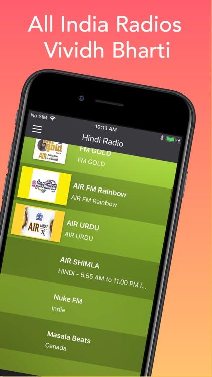 Hindi Radio - Hindi Songs HD