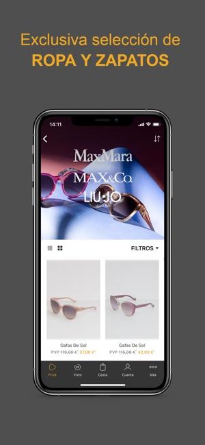 058804a82b  Zalando Privé - Outlet Online a l'App Store