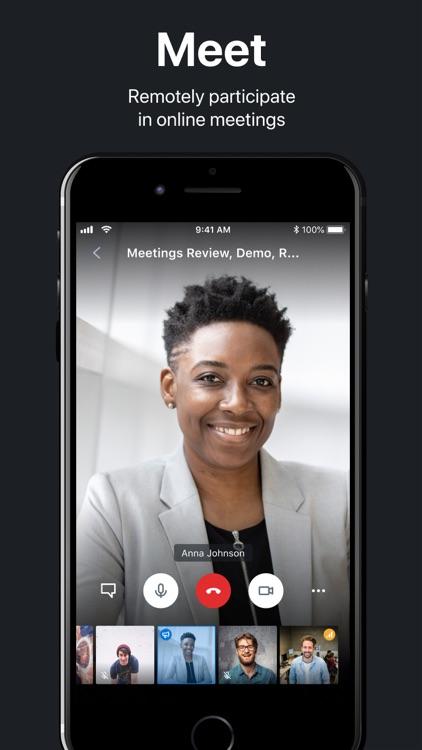 8x8 Virtual Office screenshot-3