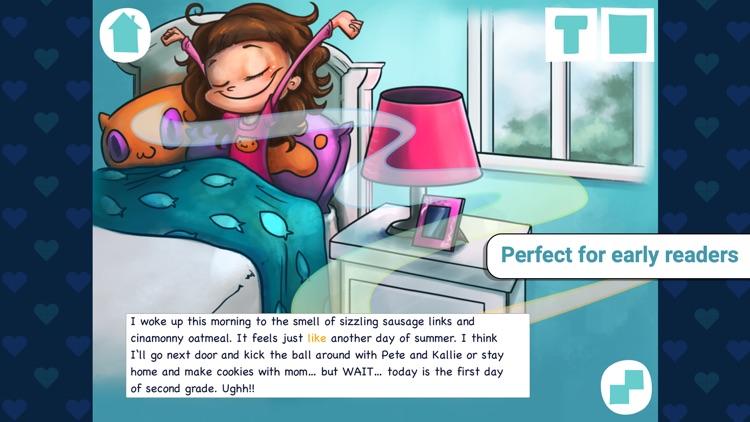 Abigail's Tales: First Day screenshot-0