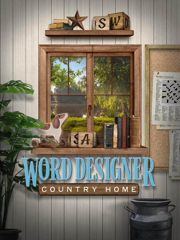 Word Designer: Country Home screenshot 10