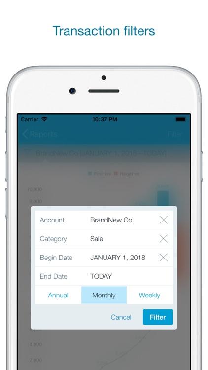 Account Book - Money Manager screenshot-7