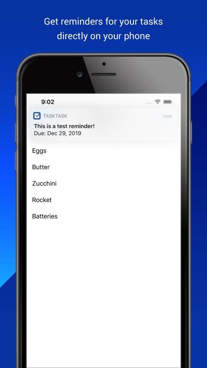 TaskTask for Outlook Tasks screenshot-4