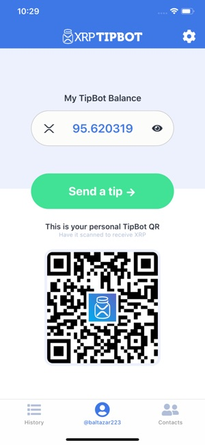 XRP Tip Bot on the App Store