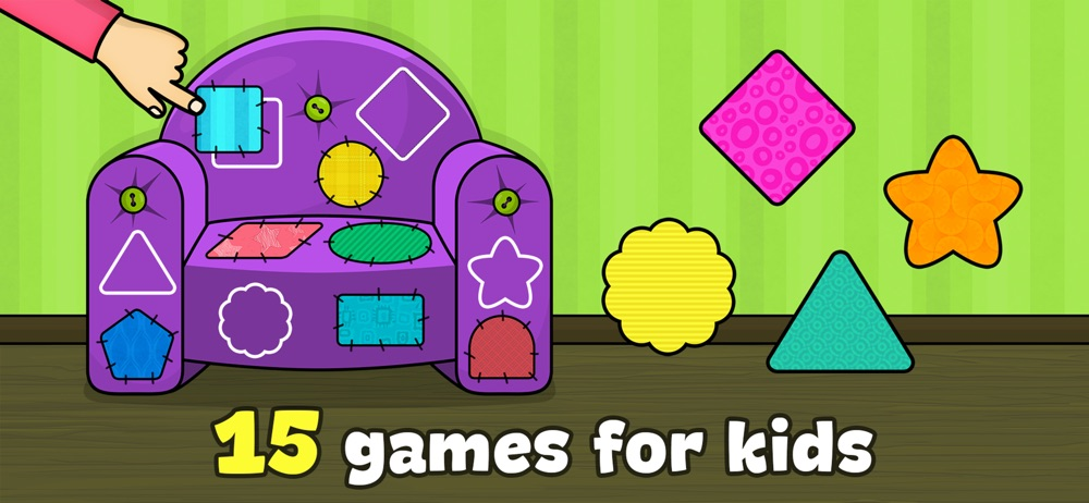 Toddler games for girls & boys Cheat Codes