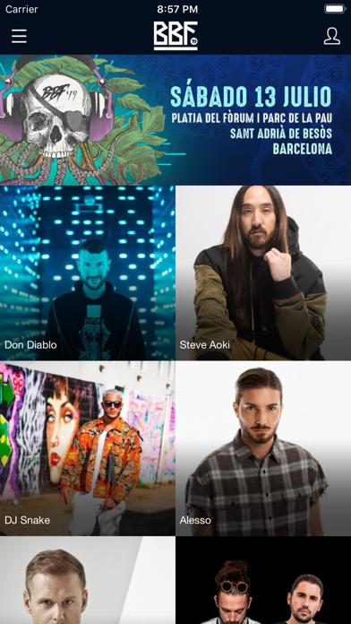 Barcelona Beach Festival screenshot three