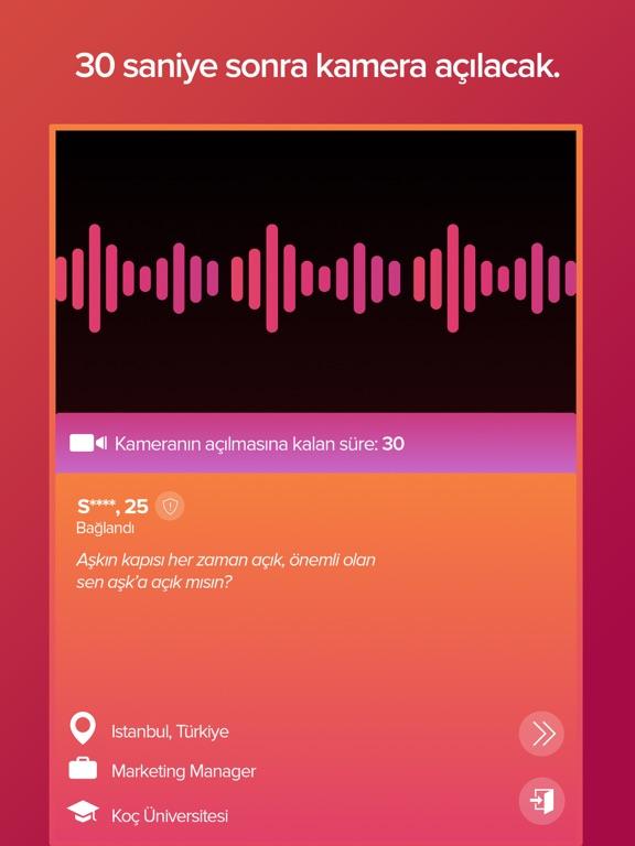 Who -- Sesli, Görüntülü Sohbet ipad ekran görüntüleri