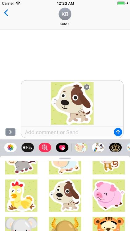 12AnimalsSt screenshot-3