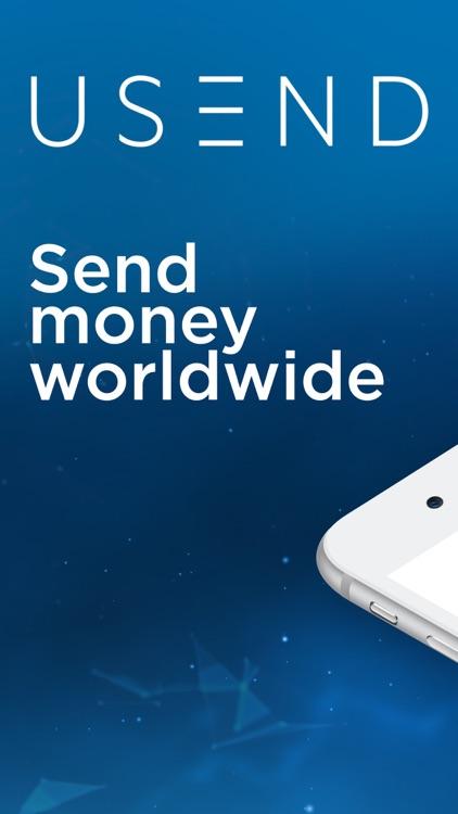 USEND - Send money worldwide