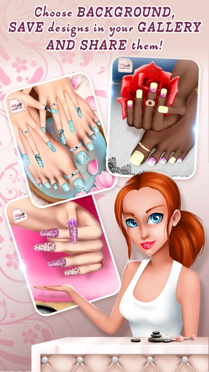 Manicure & Pedicure Nail Salon screenshot-4