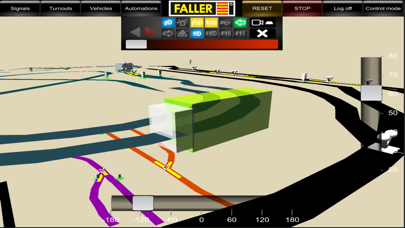 Screenshot for Faller System Digital Mobile in Ireland App Store