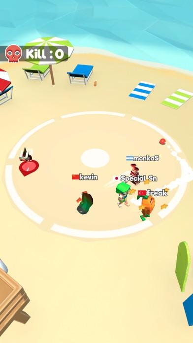 Dodgeball.io screenshot 3