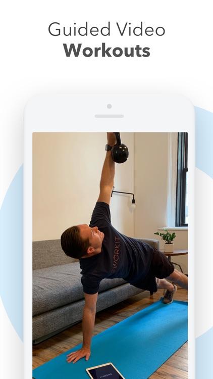 Sworkit Fitness & Workout App screenshot-4