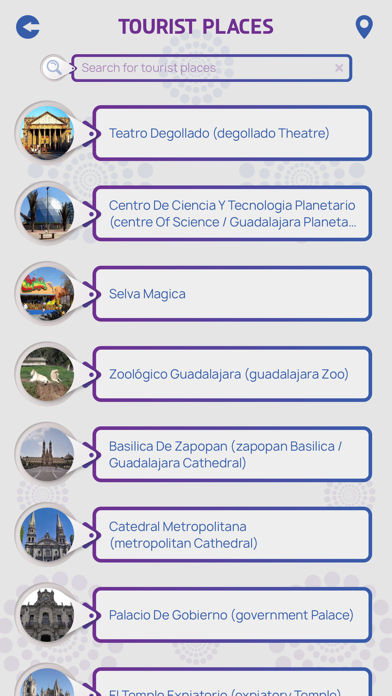 Guadalajara Travel Guide screenshot 3