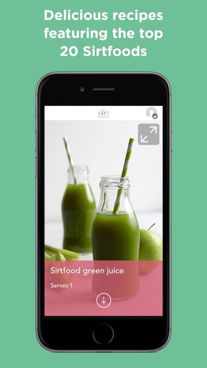 Official Sirtfood Diet screenshot-3