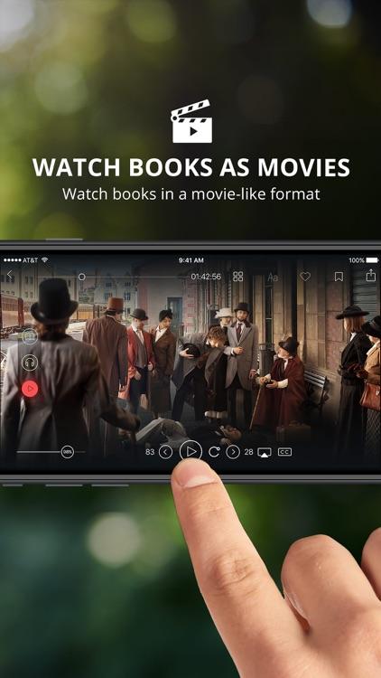 CINE-BOOKS: Read-Listen-Watch screenshot-0