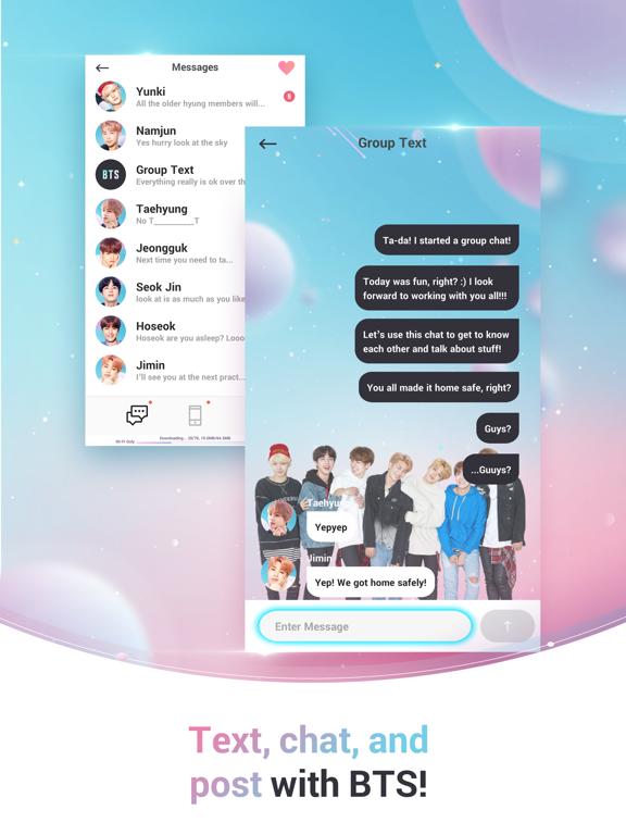 BTS WORLD iPad app afbeelding 8