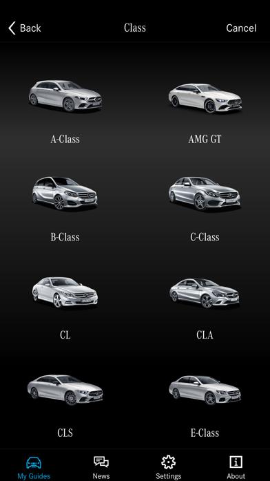 Mercedes-Benz Guidesのおすすめ画像2