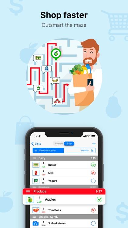 Grocery Gadget screenshot-3