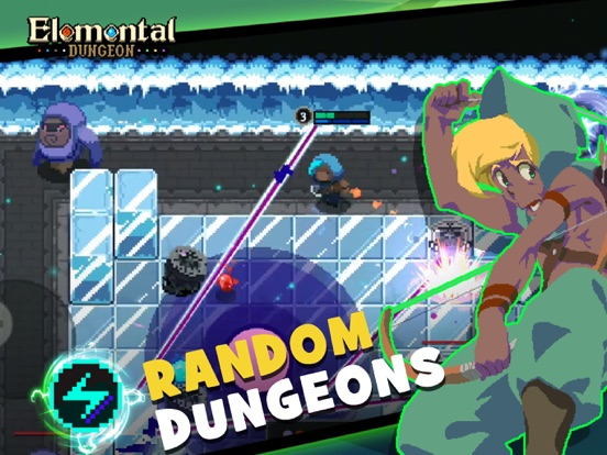 Скачать Elemental Dungeon Online