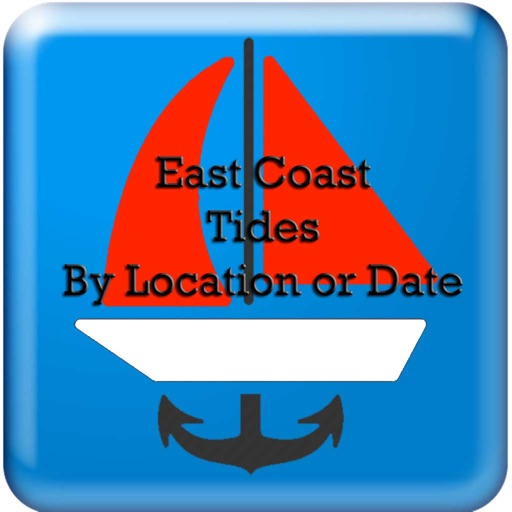 East Coast Tides by Date-Locat