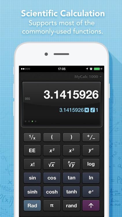 My Calculator - MyTools screenshot-3