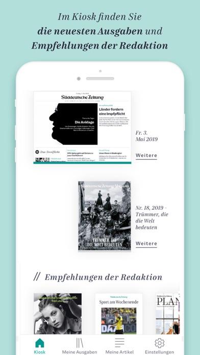 download Süddeutsche Zeitung indir ücretsiz - windows 8 , 7 veya 10 and Mac Download now