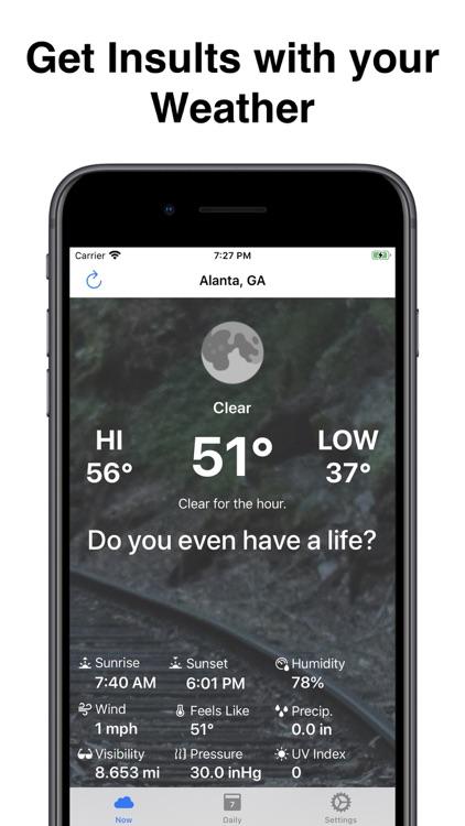 Dead Simple Weather screenshot-3