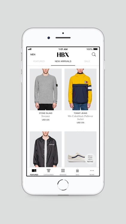 HBX | Globally Curated Fashion
