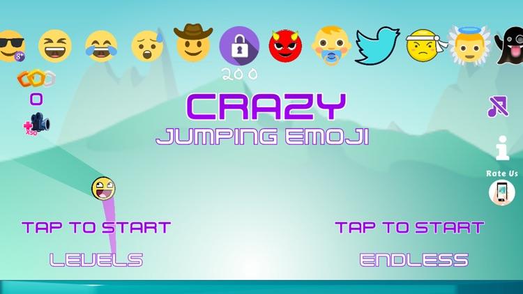 Crazy Jumping Emoji screenshot-9