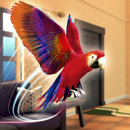 Parrot Simulator: Pet World 3D iOS App