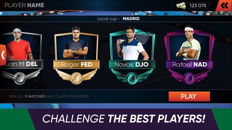 Tennis World Open 2020 screenshot-4