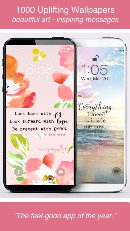 Every Day Spirit® Lock Screens