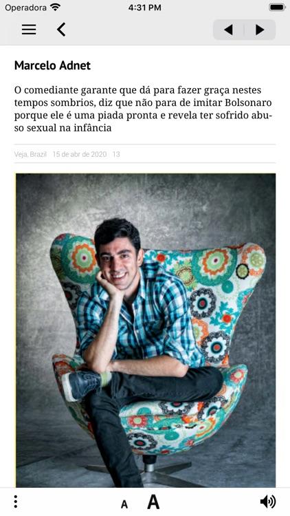 Revista VEJA screenshot-6