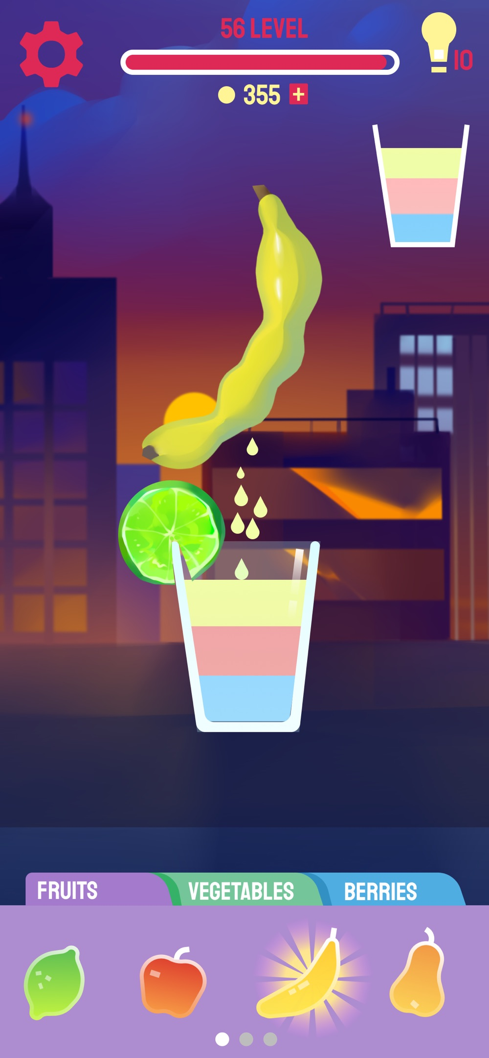 Smoothie king: mixed drinks hack tool