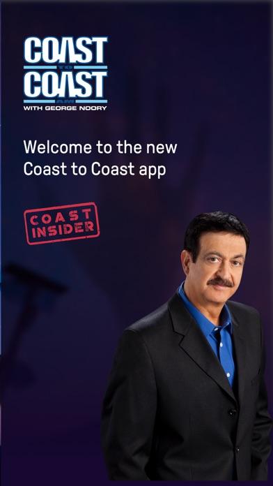 Coast to Coast AM Insider Screenshot