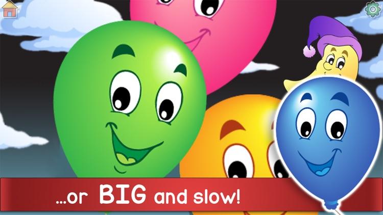 Kids Balloon Pop Language Game screenshot-7