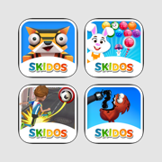 SKIDOS For 7,8,9+ Year Old Kids, Girls, Boys. Cool Math, Coding Games. Fun learning!