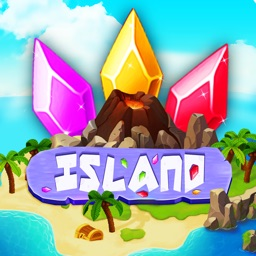 Magical Crystal Gems Island