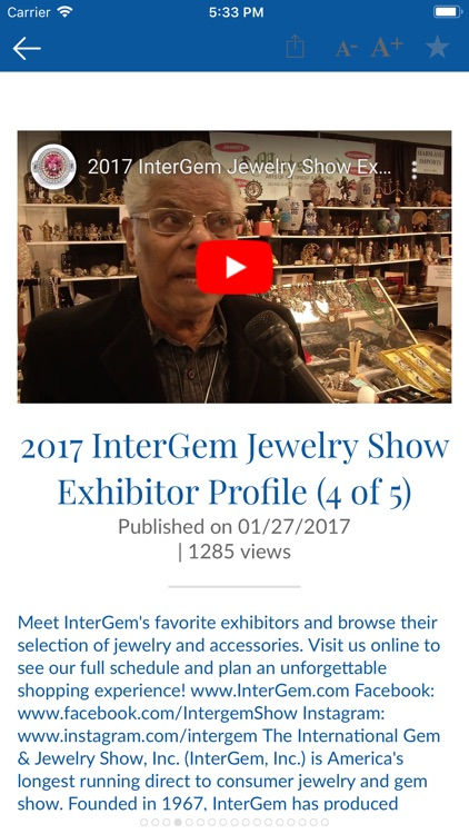 InterGem Jewelry Shows screenshot-5