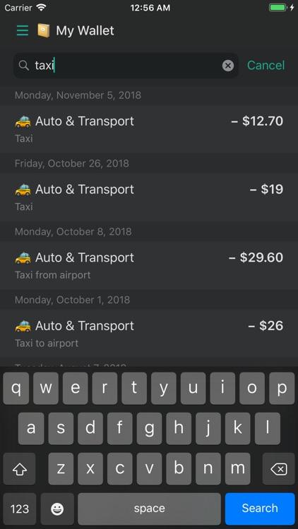 CashSync+PRO: Expense tracking screenshot-4