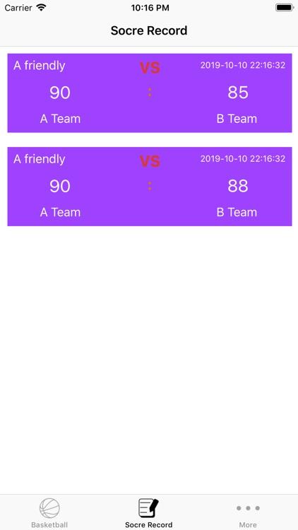 BasketBall-ScoreBoard-Play