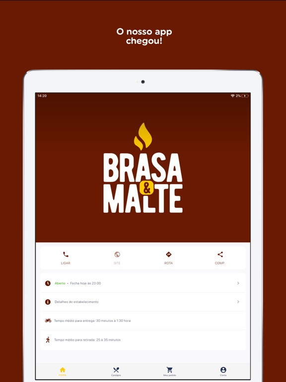 Brasa & Malte screenshot 7
