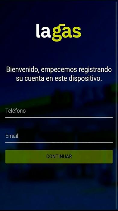 Facturación electrónica La GAS screenshot one