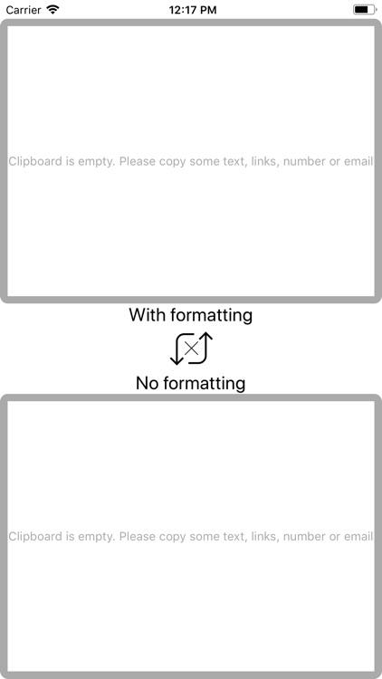 Plain Text Maker screenshot-4