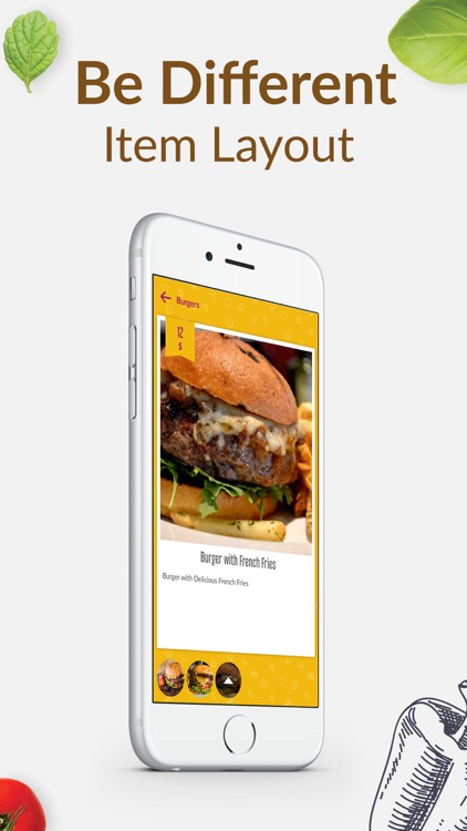Ok Menu - Restaurants Menu App screenshot-3