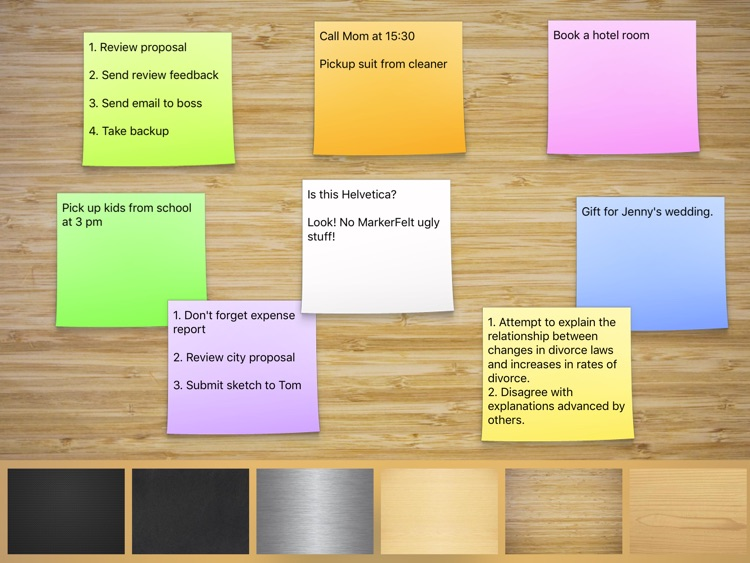 Sticky Notes screenshot-2