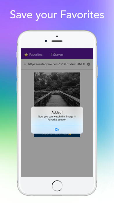 InSaver - Repost for Instagram by Eduardo Antonio Perez Munoz (iOS